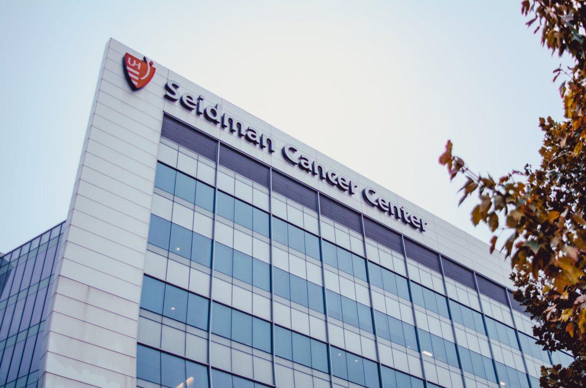 seidman cancer center building at daytime