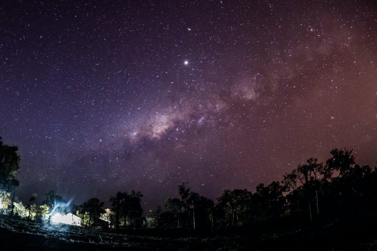space dark dust galaxy